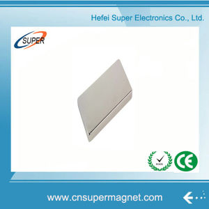 Cheaper (F40*20*5) Sintered Neodymium Block Magnet pictures & photos