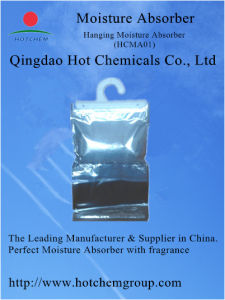 Dehumidifier Calcium Chloride Flake in Hang Bags for Wardrobe (MA001) pictures & photos