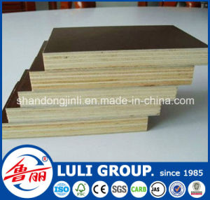 Brown Film Shuttering Plywood pictures & photos