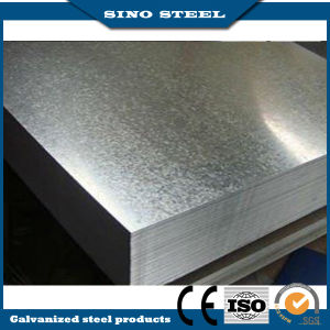 Dx51d 1.5mm Galvanize Steel Sheet for Cement Warehouse pictures & photos