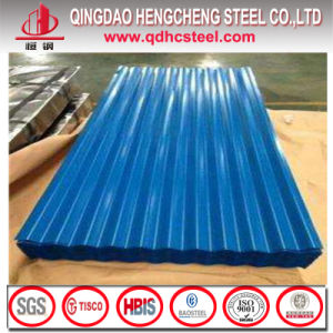 Prepainted Galvanized Corrugated Steel Sheets PPGI Roofing Sheet pictures & photos