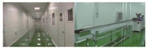 Paper Honeycomb Purification Panels for Clean Room pictures & photos