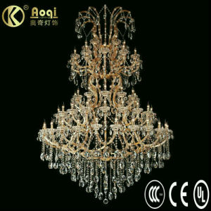 Newest Modern Design Luxury Crystal Chandelier Lamp (AQ50004-24+18+12+12+6) pictures & photos