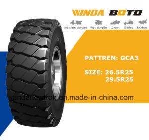 E-3/L-3 Radial OTR Tyre for Loader Dumper and Grander pictures & photos