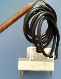Adjustable Capillary Thermostat Bimetal Thermostat Water Heater Fry Pot Frying Pan Fryer Deep Fryer Pan Electric Iron pictures & photos