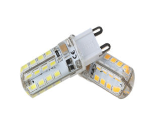 2.5W AC230V Warm White or White G9 LED pictures & photos