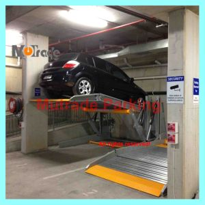 Tptp 2 Cars Low Ceiling Garage Parking pictures & photos