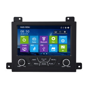 Car DVD GPS Player for FIAT Viaggio 2012-2013 (IY7075)