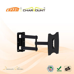Tilt up and Down Full Motion TV Mount (CT-LCD-L05) pictures & photos