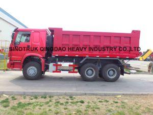 Qingzhuan HOWO 25t 6X4 Dump Truck Tipper pictures & photos