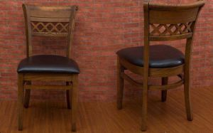 Ash Solid Wooden Chairs Dining Chairs Coffee Chairs (M-X2053) pictures & photos