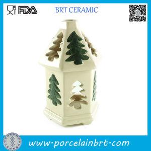 Christmas Tree Ceramic Oil Burner pictures & photos