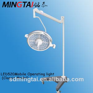CE LED520 Mobile Operating Theatre Light, 120, 000lux pictures & photos