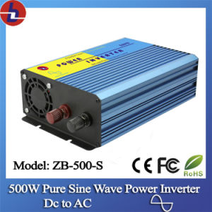 500W DC to AC Pure Sine Wave Power Inverter