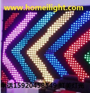 Flexible Display P18cm 2*3 M LED Video Curtain Light DJ Stage Show pictures & photos