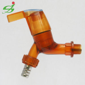 "1/2"" ABS Plastic Basin Faucet pictures & photos"