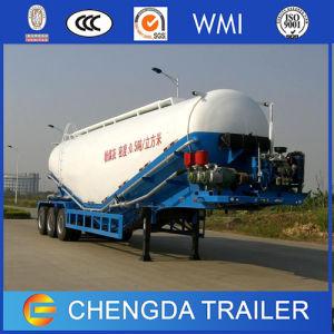 40 50 60 Cbm Bulk Powder Cement Tanker Semi Trailer pictures & photos