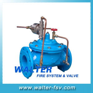 Differential Pressure Valve for Waterwork pictures & photos
