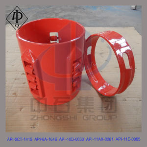 API Certificated Roller Centralizer, Rigid Roller Centralizer pictures & photos