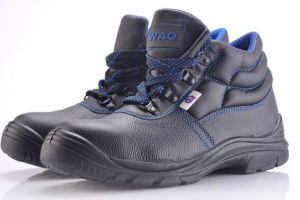 Real Leather Safety Shoes, CE, pictures & photos