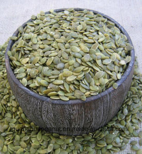 Best Quality Roasted and Salted Snow White Pumpkin Seeds pictures & photos