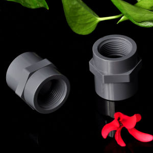 UPVC Sch 80 Pipe Fittings pictures & photos