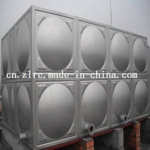 SUS304 Stainless Steel Water Storage Tank Drinking Water Tank pictures & photos