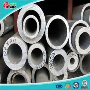Different Shapes Thick Wall 100mm Aluminum Pipe pictures & photos