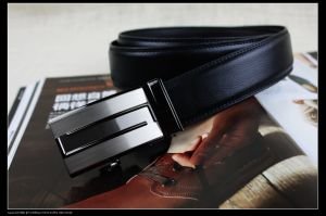Dress Leather Ratchet Belts (A5-130713) pictures & photos