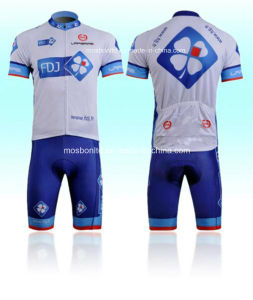 Mountain Bike Uniforms, Short Sleeve Cycle Jersey, 3D Padded Shorts pictures & photos