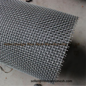 Anti - Oxidation, Anti - Corrosion Stainless Steel Crimped Wire Mesh pictures & photos