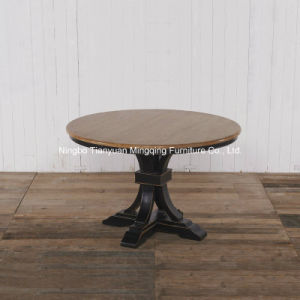 Strong Durable Round Table Antique Furniture pictures & photos