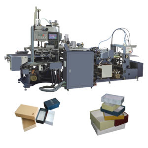 Rigid Set-Up Box Machines(Machinery) Passed CE pictures & photos