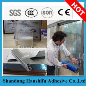Self Adhesive PE Protection Film for PVC, Aluminium Profiles Self Adhesive Film pictures & photos