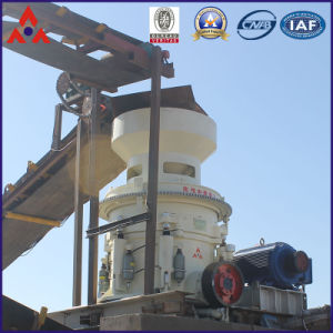 Crushing Plant Layout 200-250 Tph pictures & photos