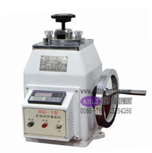 Xq-2b Metallographic Specimen Mounting Press Machine pictures & photos