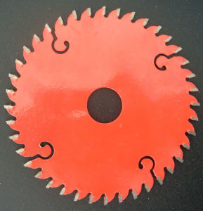 Circular Saw Blade with Fish Hook Slot pictures & photos