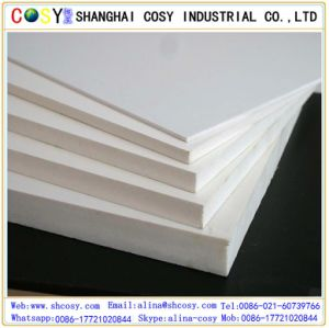 High Qualuty PVC Foam Board / PVC Celuka Foam Sheet for Advetising and Printing pictures & photos