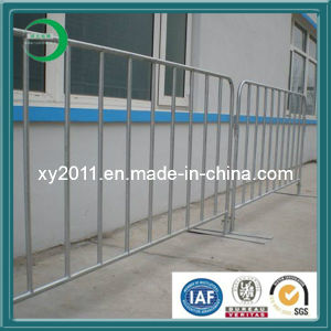 Hot Dipped Glvanized Crowd Control Barriers pictures & photos