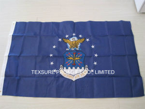Embroidery Flag, Custom National Flag, State Flag, Cotton Flag pictures & photos