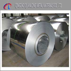 SGCC Big Spangle Hot-Dipped Galvanized Steel Coil pictures & photos