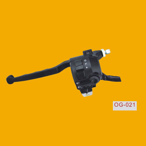 Electric Motorbike Handle Switch, Motorcycle Handle Switch for Og021 pictures & photos