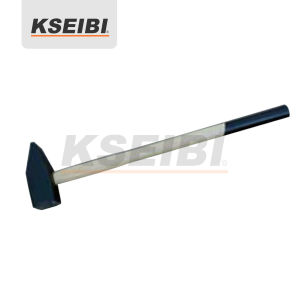 Kseibi Steel Sledge Hammer with Long Wooden Handle pictures & photos