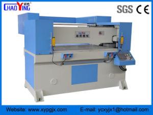 High Quality CNC Hydraulic PVC Cutting Machine pictures & photos