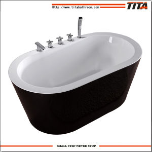 2015 Acrylic New Colorful Small Bathtub Tcb035D pictures & photos
