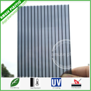 Good Quality Plastic Greenhouses Roof / Wall Material 6mm Polycarbonate Sheet pictures & photos