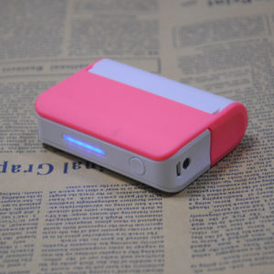 3000mAh Portable Mobile Power with Mirror and Holder for Sale pictures & photos