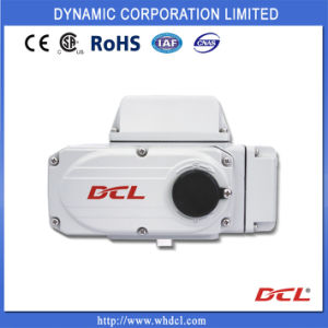 Dcl Compact Quarter-Turn Electric Actuator pictures & photos