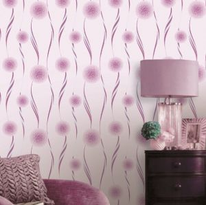 Abstract Wall Paper with Cec Certificate pictures & photos