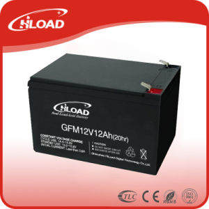 UPS Battery 12V 12ah with Ce Approved pictures & photos